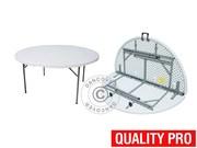 Round folding table 154 cm Ø (1 pcs.)
