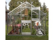 9, 9 m² Juliana Compact Plus greenhouse