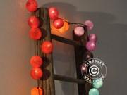 Happylights,  35 balls,  multi coloured