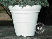 Planter Ancona Ø45x41 cm,  White