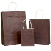 Get Your Company and  Brand Name On  These Decent And Plain Paper Bags