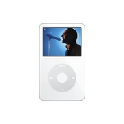 Apple 60 GB iPod Video AAC/MP3 Player White