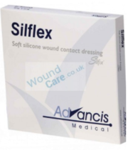 Get Online Silflex Dressings by Wound-care.co.uk
