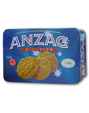 WANTED Unibic ANZAC Biscuit Tin