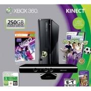 Xbox 360 250GB with Kinect Holiday Value Bundle yyyy