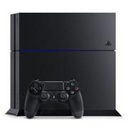 New Model PlayStation 4 Console Jet Black