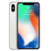 2018 Apple iPhone X 64GB Silver-New-Original, Unlocked