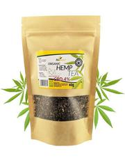 Check out 4% CBD Strong & Certified Organic Hemp Tea